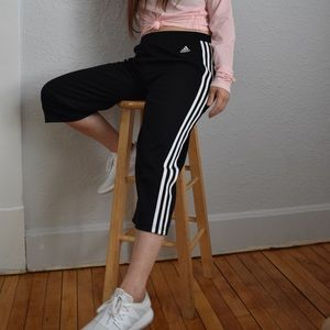 Adidas Capri Track Pants